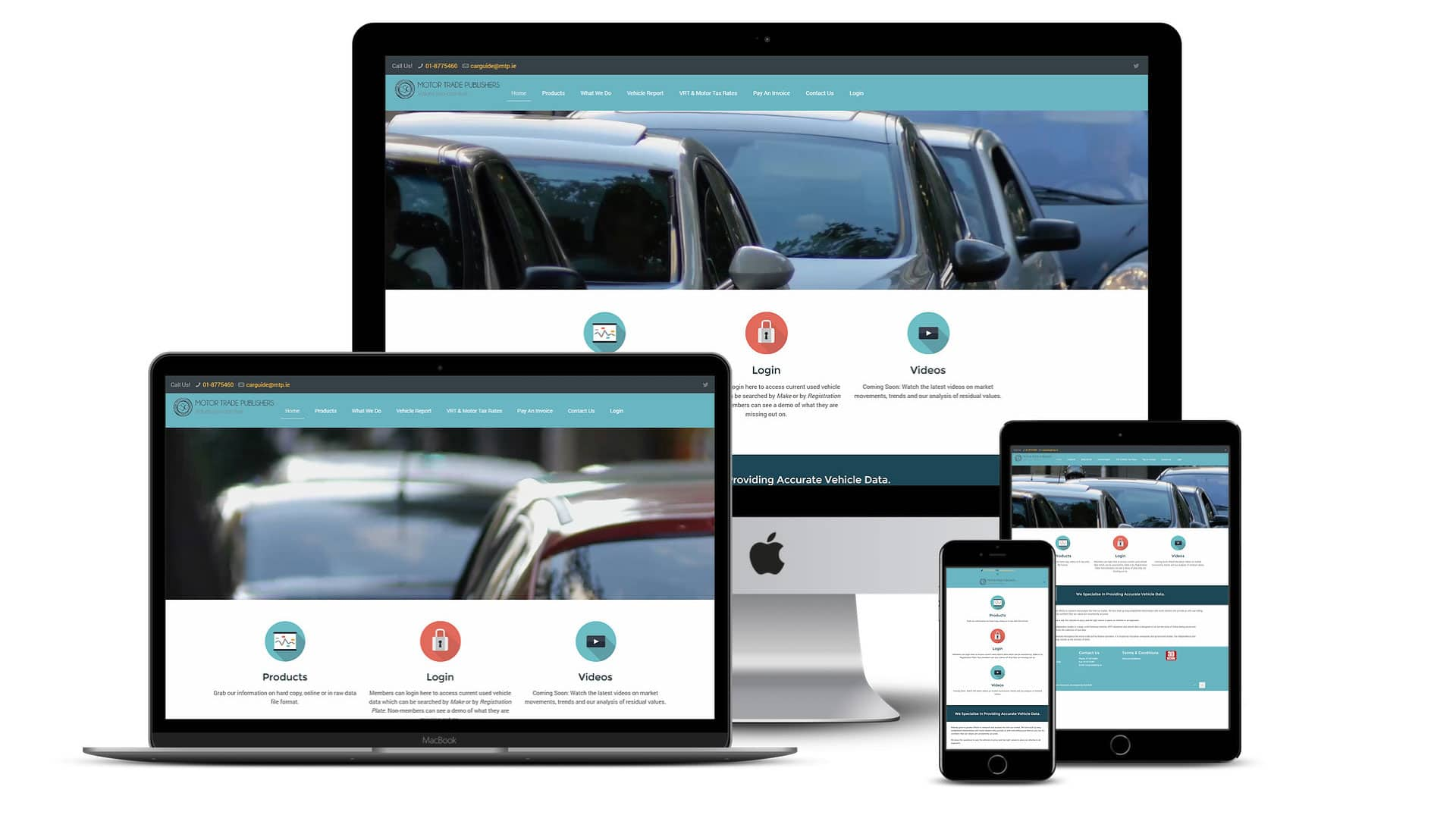 Motor Trade Publishers