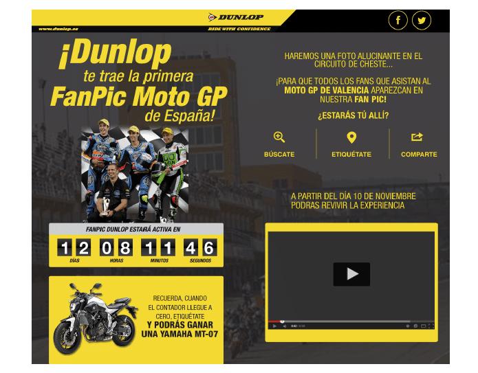 Dunlop UX