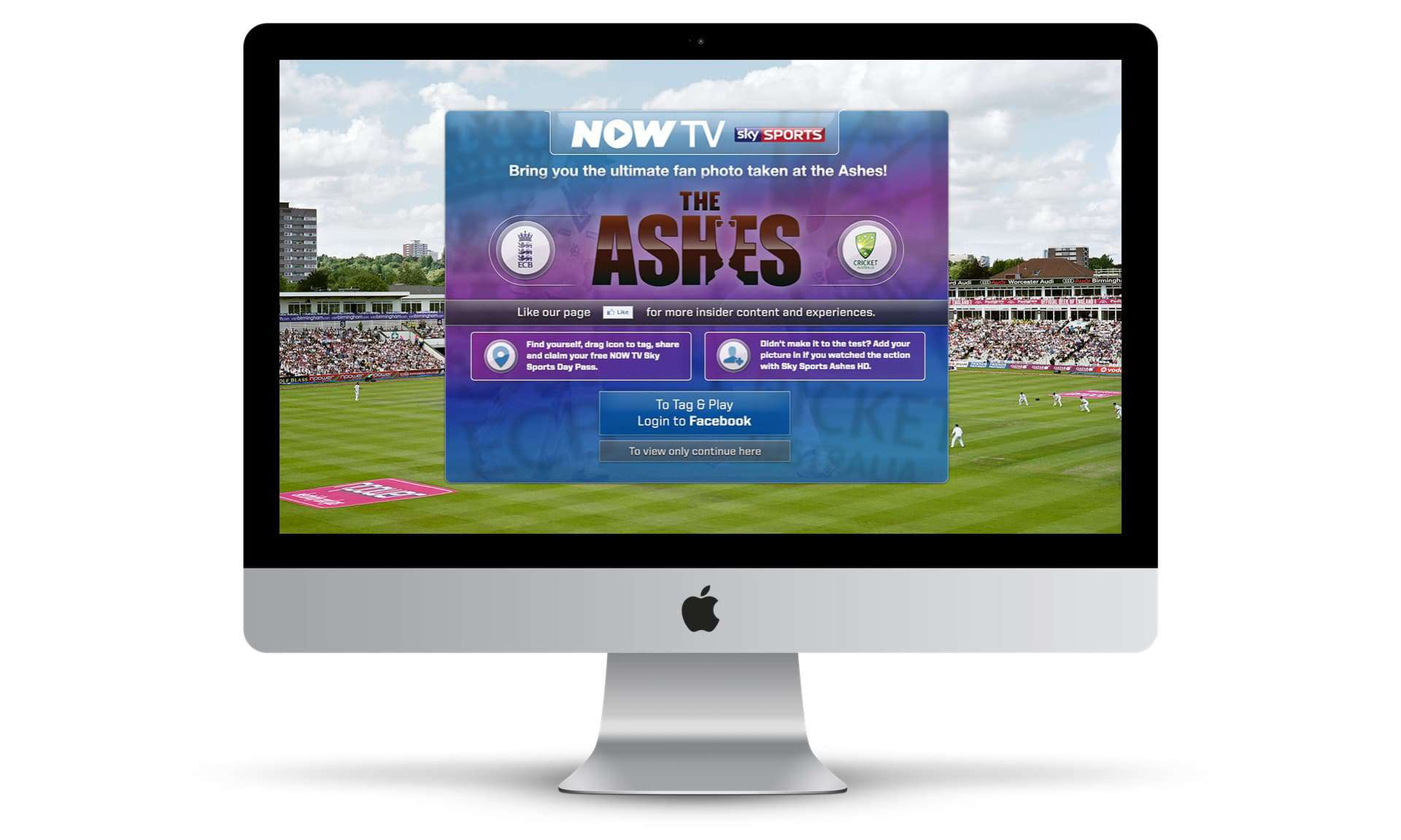 Sky Sports UX
