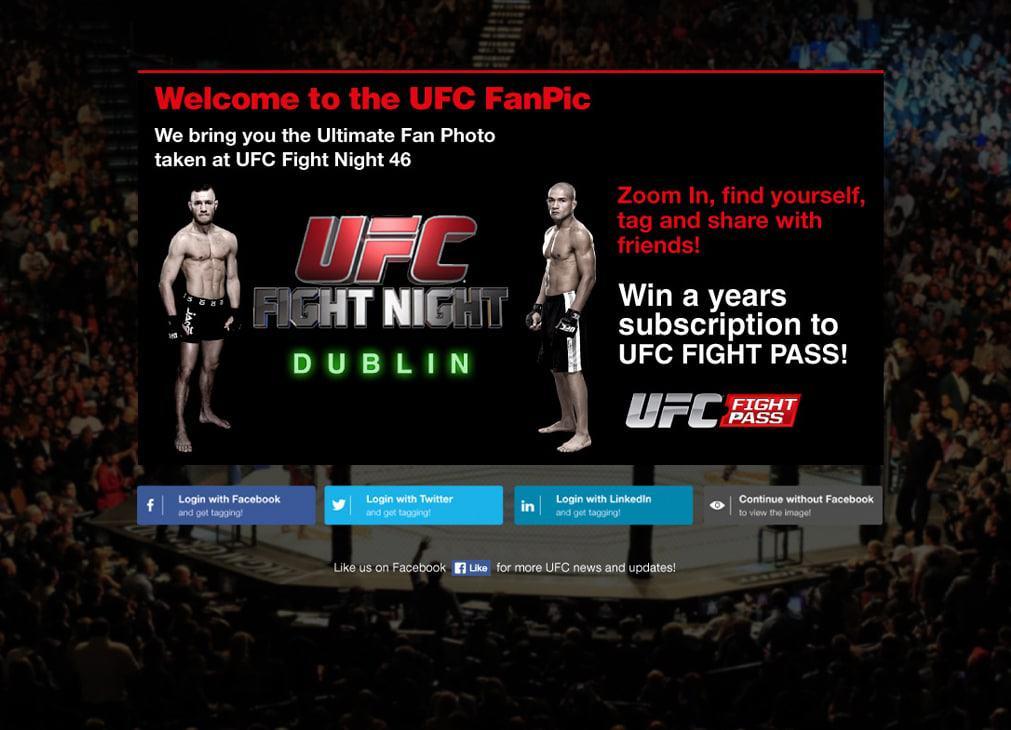 UFC UX
